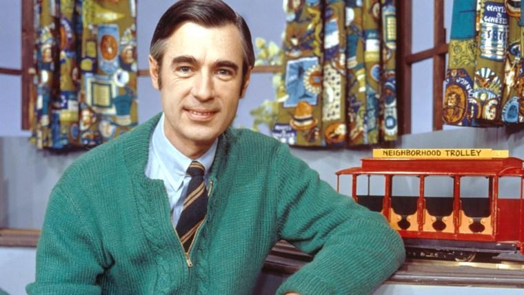 MR. ROGERS NEIGHBORHOOD, Fred Rogers (circa 1973), 1966-2001
