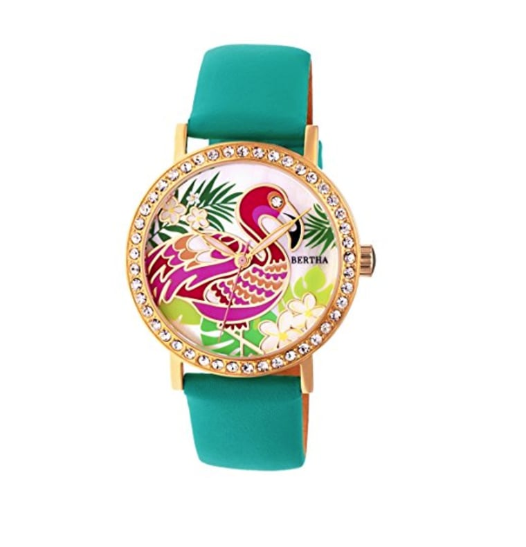 Watch in teal