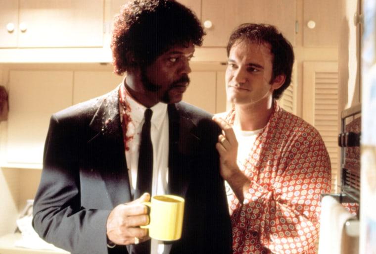 PULP FICTION, Samuel L. Jackson, Quentin Tarantino, 1994