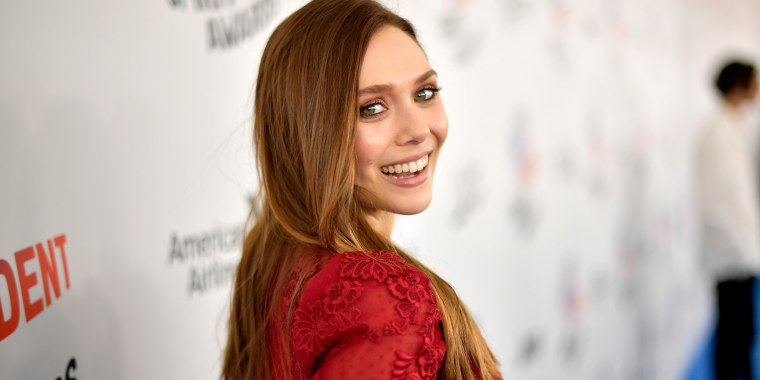 Image: 2018 Film Independent Spirit Awards  - Red Carpet, Elizabeth Olsen, Avengers, Infinity War, Empire magazine