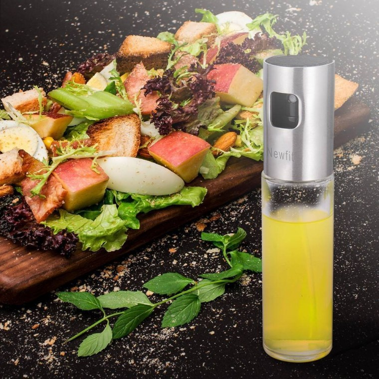 This olive oil spritzer makes healthy eating easy.