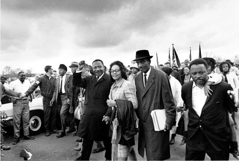 Image: Dr Martin Luther King Jr