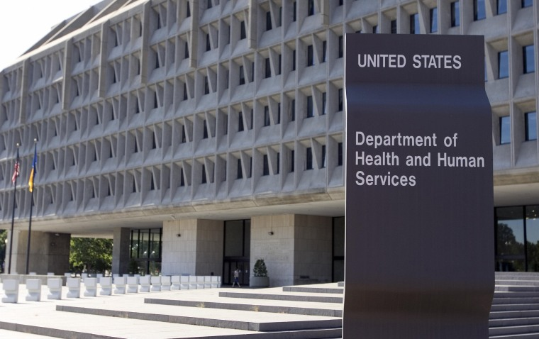 Image: The US Department of Health and Human Se