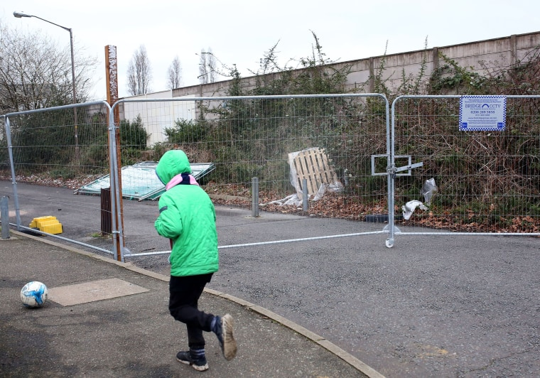Image: Dulwich Hamlet Football Club Closure Threat