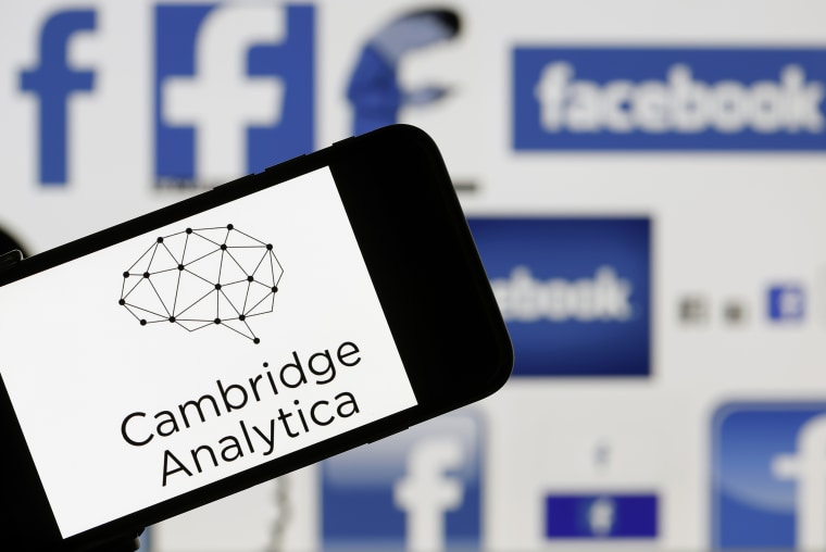Image: Cambridge Analytica
