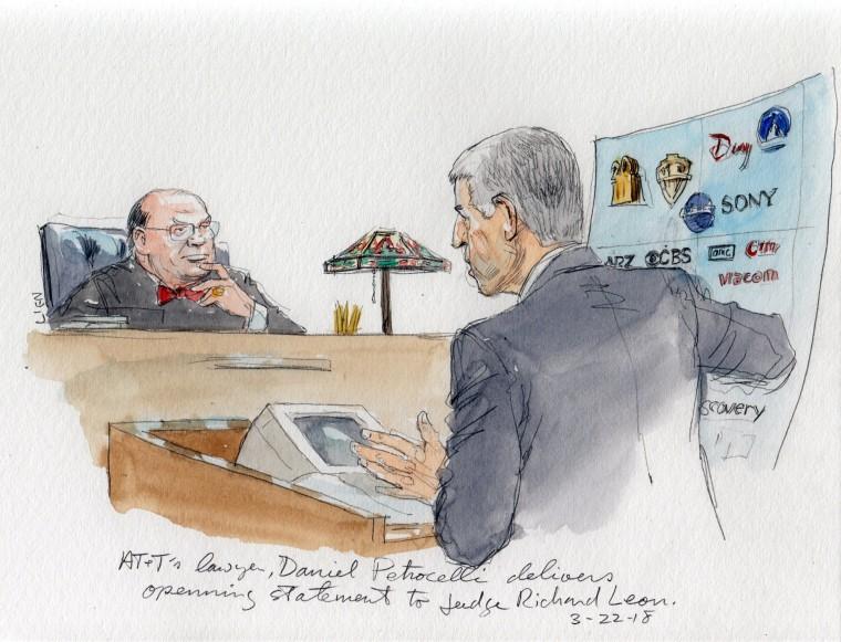 Image: Lawyer Daniel Petrocelli