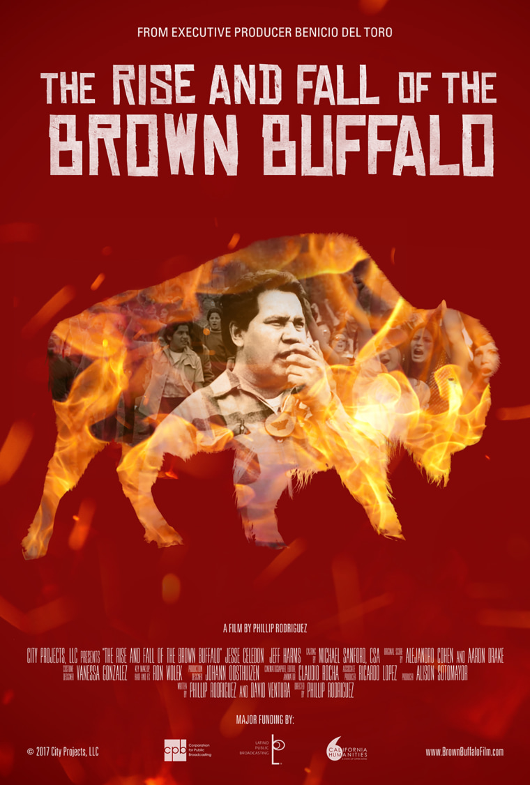 Image: The Rise and Fall of the Brown Buffalo