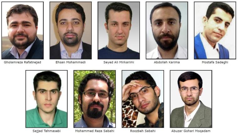 Image: Iranian hackers