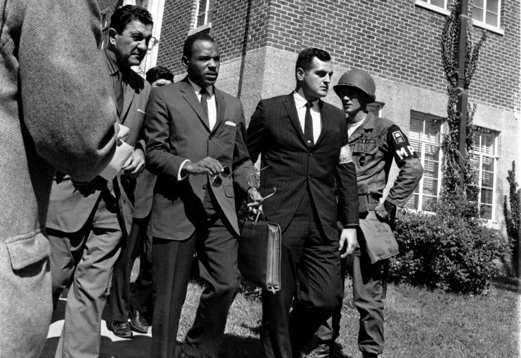 Image: James Meredith