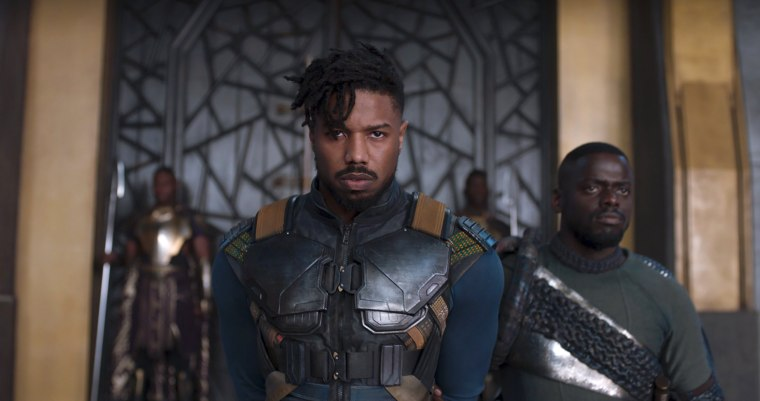 Image: Black Panther Movie Still