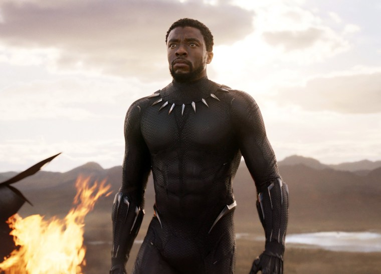 Image: Black Panther Movie Still