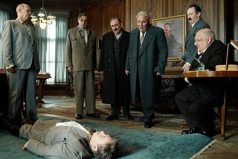 Image: The Death of Stalin