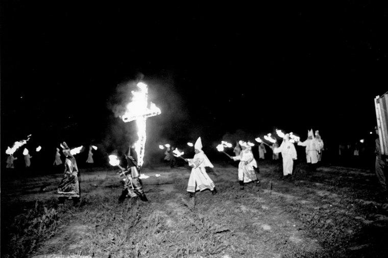 Image: KKK Rally