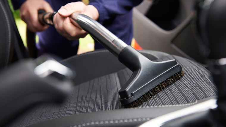 how and when to clean the inside of you car