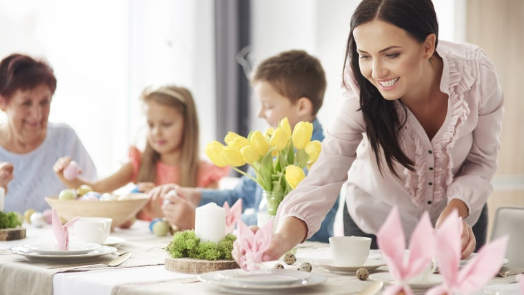 Setting a table shouldn't cost an arm and a leg. Source items you already have lying around the house to elevate your tablescape.