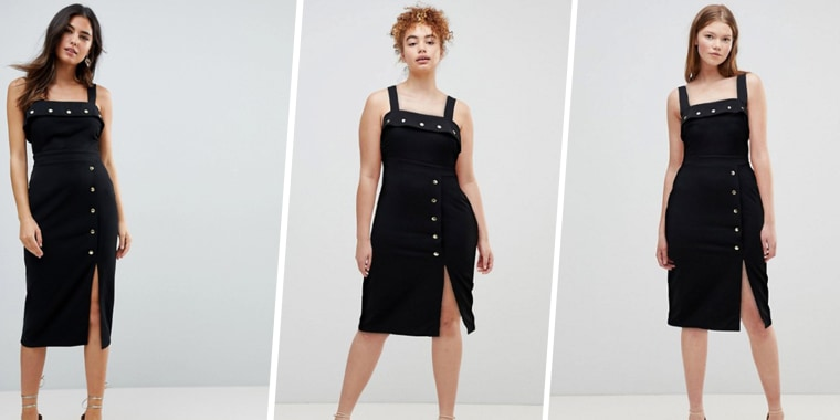 the best buying new quality Asos's new tool lets you see clothes on different body types
