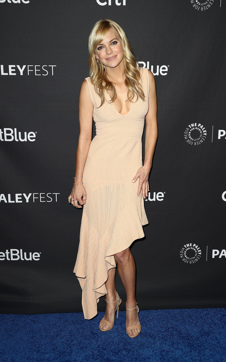 "Image: The Paley Center For Media's 35th Annual PaleyFest Los Angeles - ""Mom"" - Arrivals"