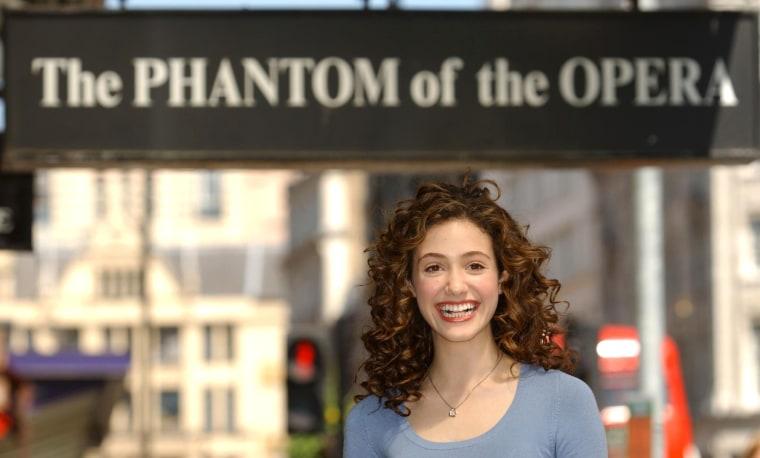 Phantom of the Opera Emily Rossum