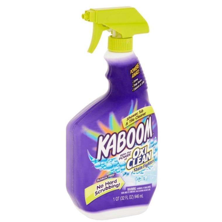 Kaboom cleaner