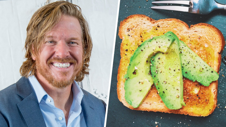 """Build Presents Chip & Joanna Gaines Discussing Their Book """"Capital Gaines: Smart Things I Learned Doing Stupid Stuff"""" / Avocado toast"""