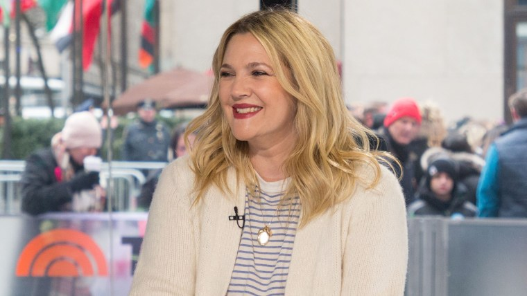 Drew Barrymore on TODAY