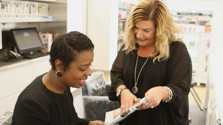 Makeup salespeople tips