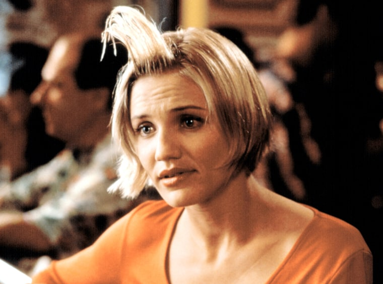 "Diaz in 1998's ""There's Something About Mary."""