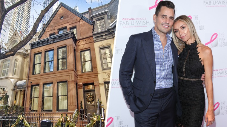 Bill and Giuliana Rancic's Chicago brownstone is for sale