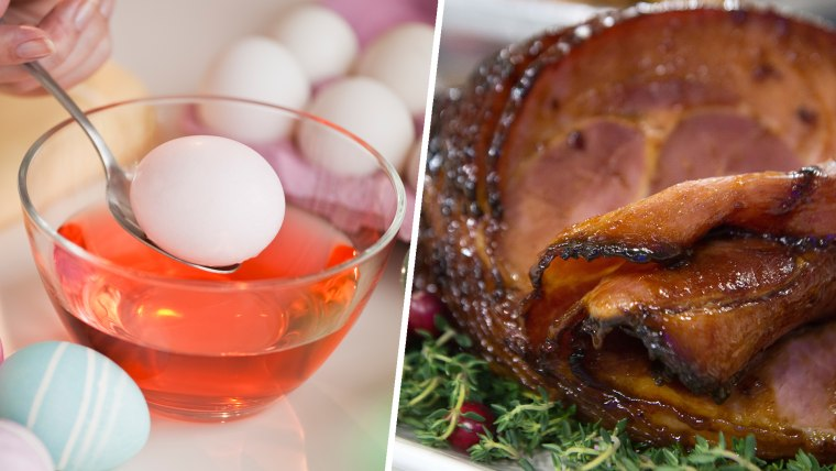 Easter food safety tips for ham, lamb, eggs and more