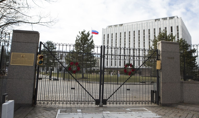 Image: Russian embassy