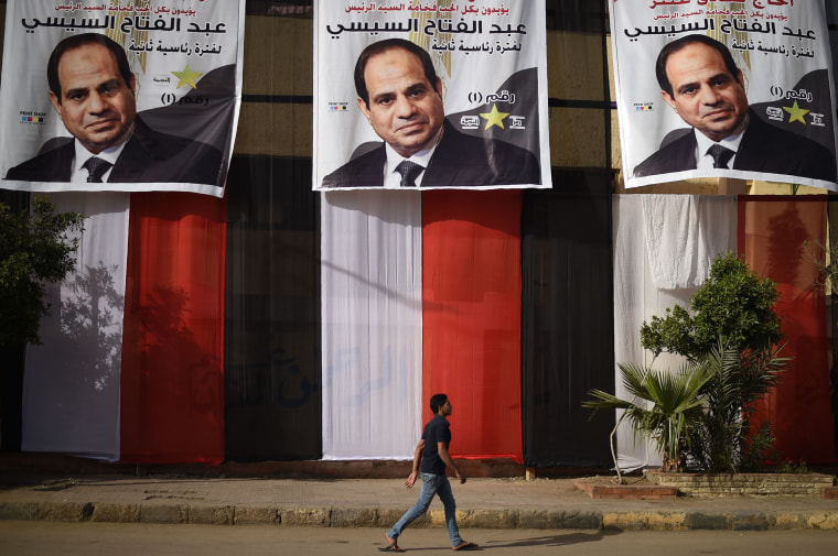 Image: Egypt elections