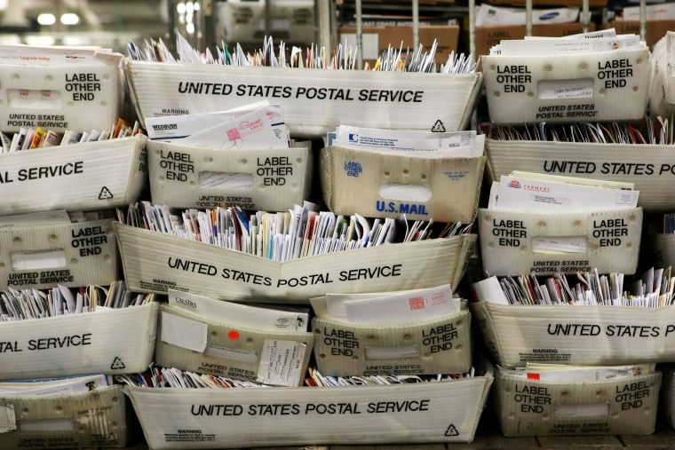 Trump's new postmaster general could corrupt a key institution ...