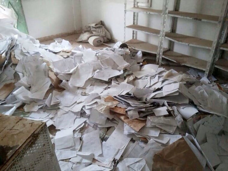 Image: Syrian documents