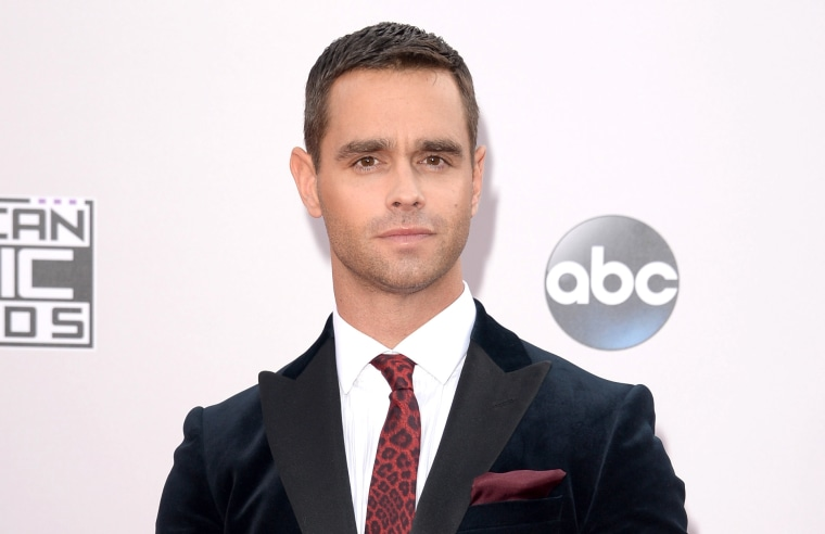 Image: Karl Schmid attends the 2014 American Music Awards