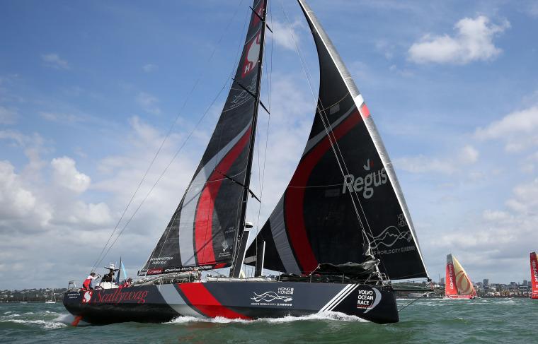 Image: Sun Hung Kai/Scallywag yachting team