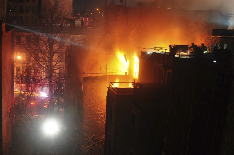 Image: Harlem Fire