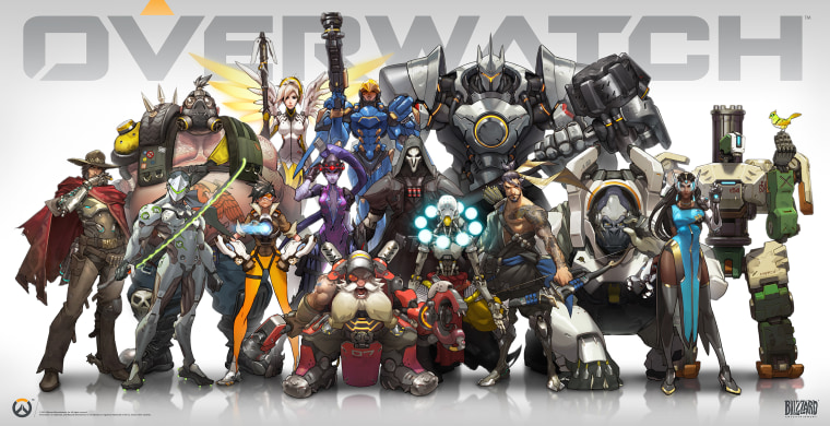 Image: Overwatch Poster Final