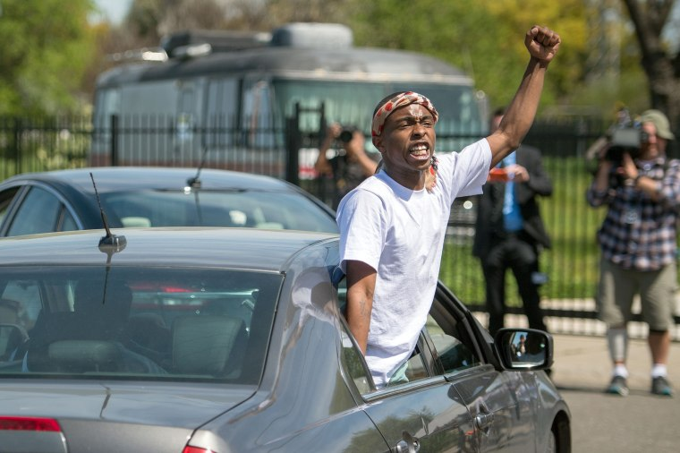 Image: Stephon Clark Funeral