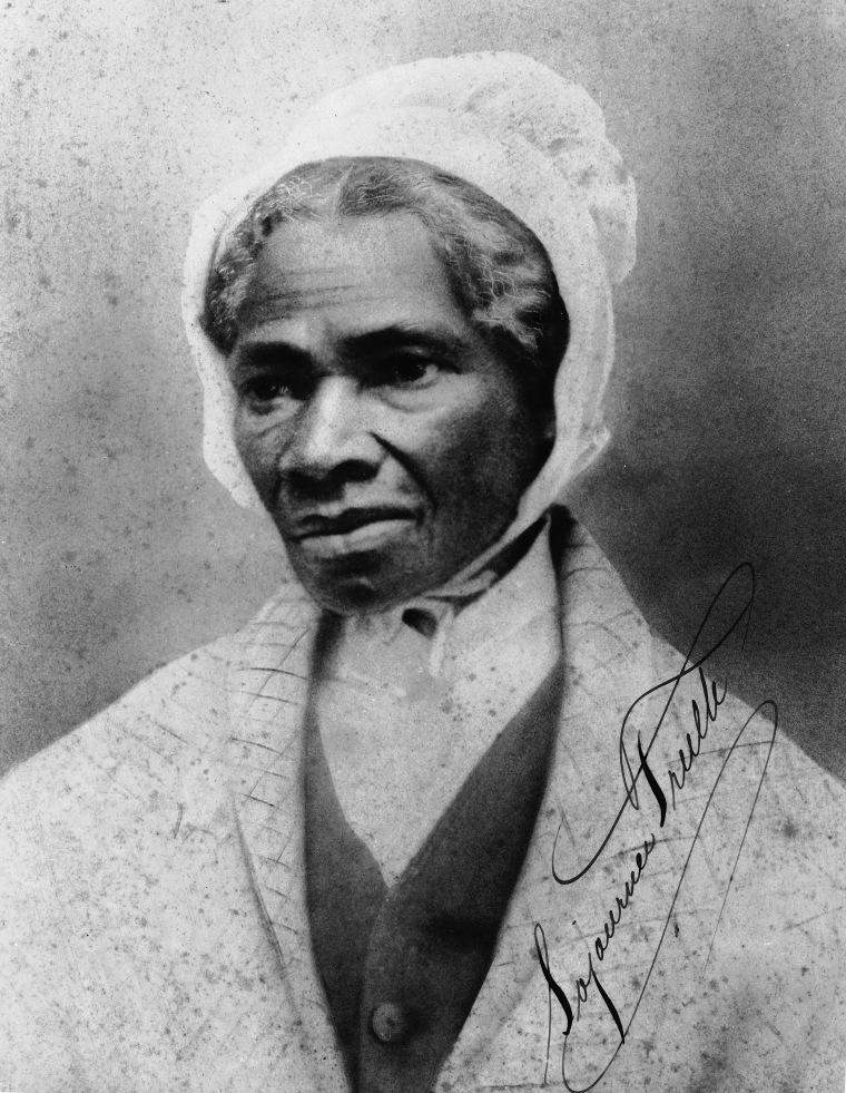 Image: Portrait Of Sojourner Truth