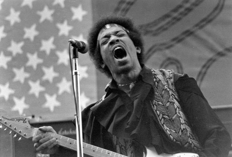 Image: Jimi Hendrix