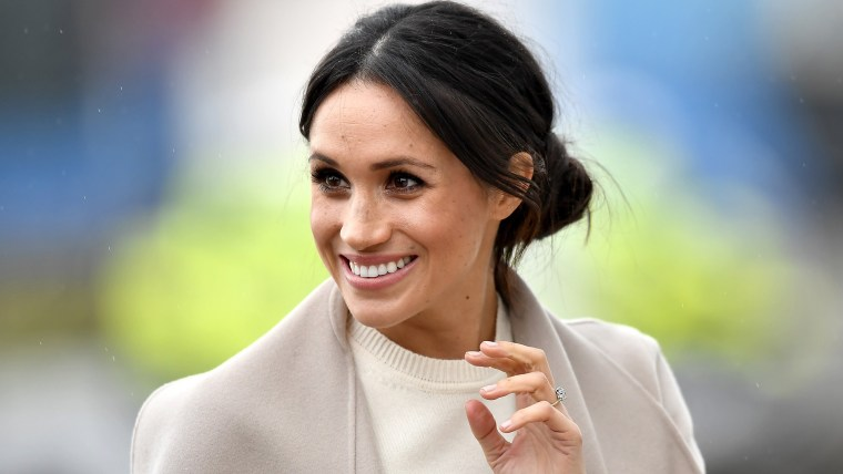 Image: Prince Harry And Meghan Markle Visit Northern Ireland