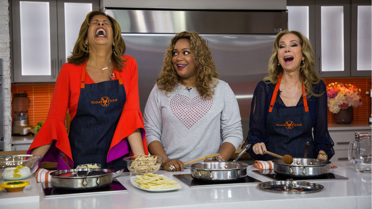 Sunny Anderson on TODAY