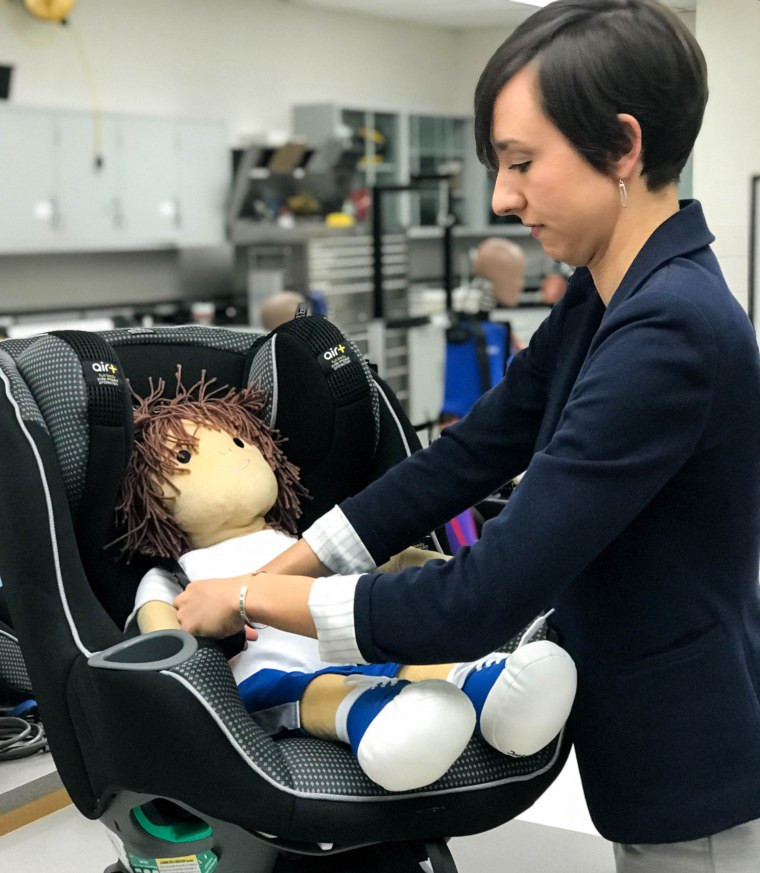 A new study shows that rare-facing car seats remain the safest for children up to age 2.