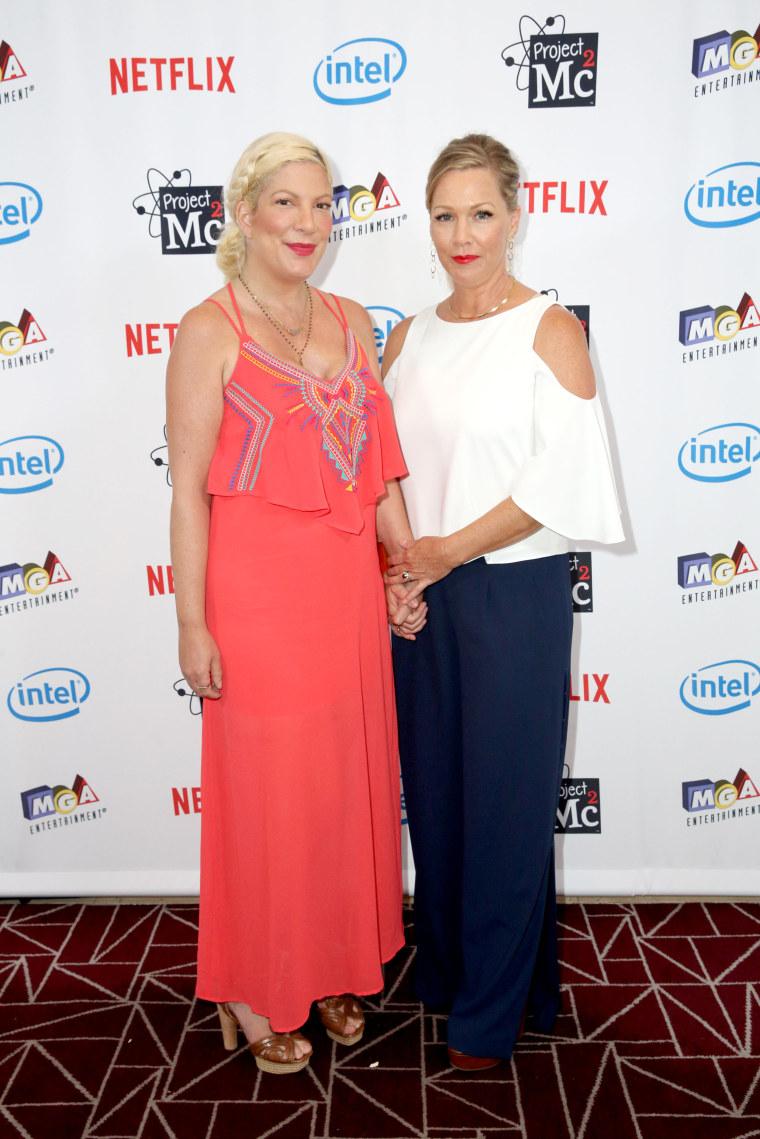 "Jennie Garth Hosts ""Project Mc2"" Part 5 Netflix Premiere"