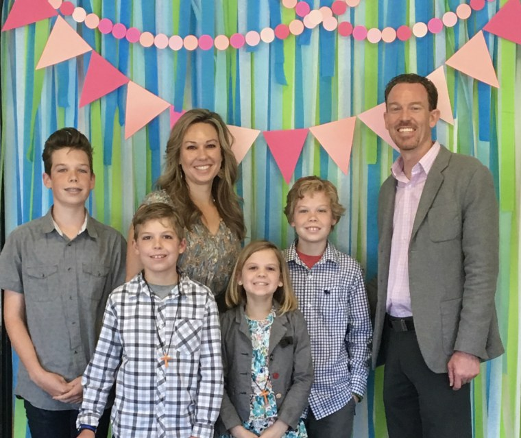 Five years ago, the Cromwell family felt shocked when then 7-year-old Hudson had a stroke. They're sharing his story to raise awareness of pediatric strokes.
