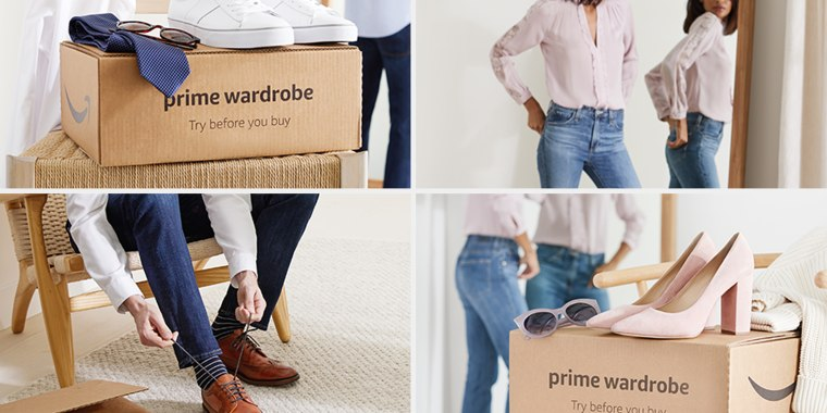 fe2dbebae5e Amazon s new shopping service lets you try on clothes before you buy them