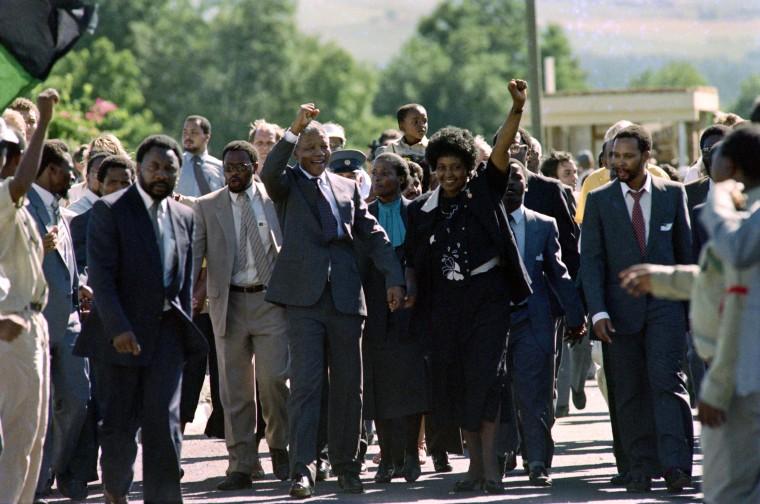 Image: Winnie Mandela