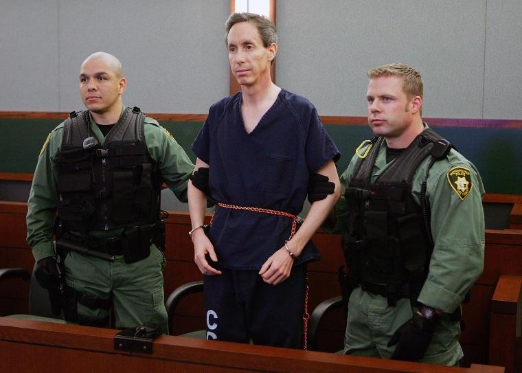 Image: Warren Jeffs Attends Court Hearing In Nevada