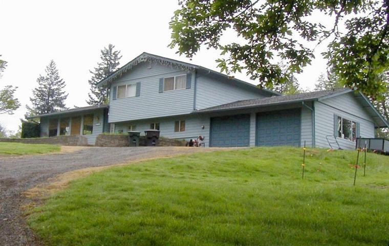 Image: Hart family home