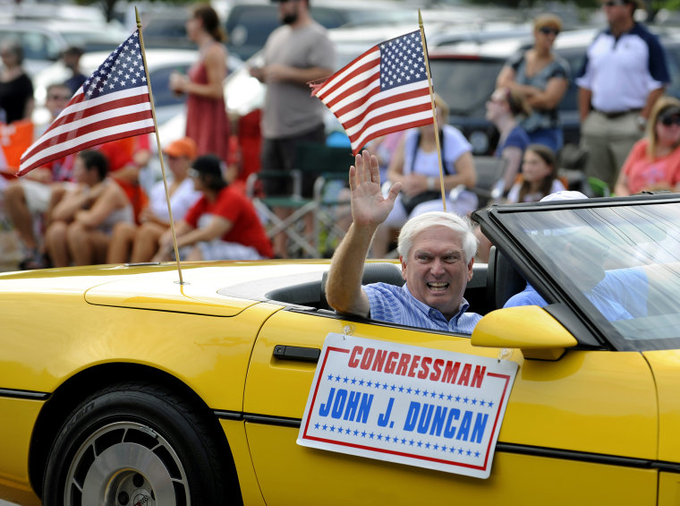 Image: U.S. Congressman John J. Duncan